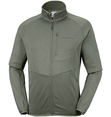 Fleece con cerniera Drammen Point™ da uomo , front