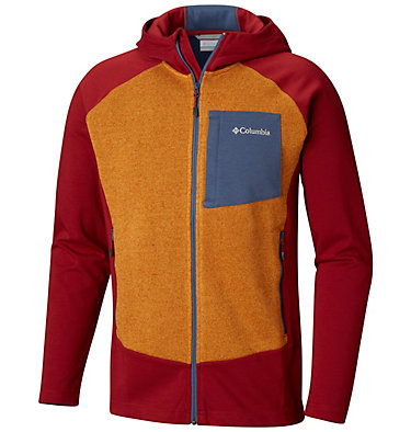 Marley Crossing™ Hooded Hybrid Jacket , front