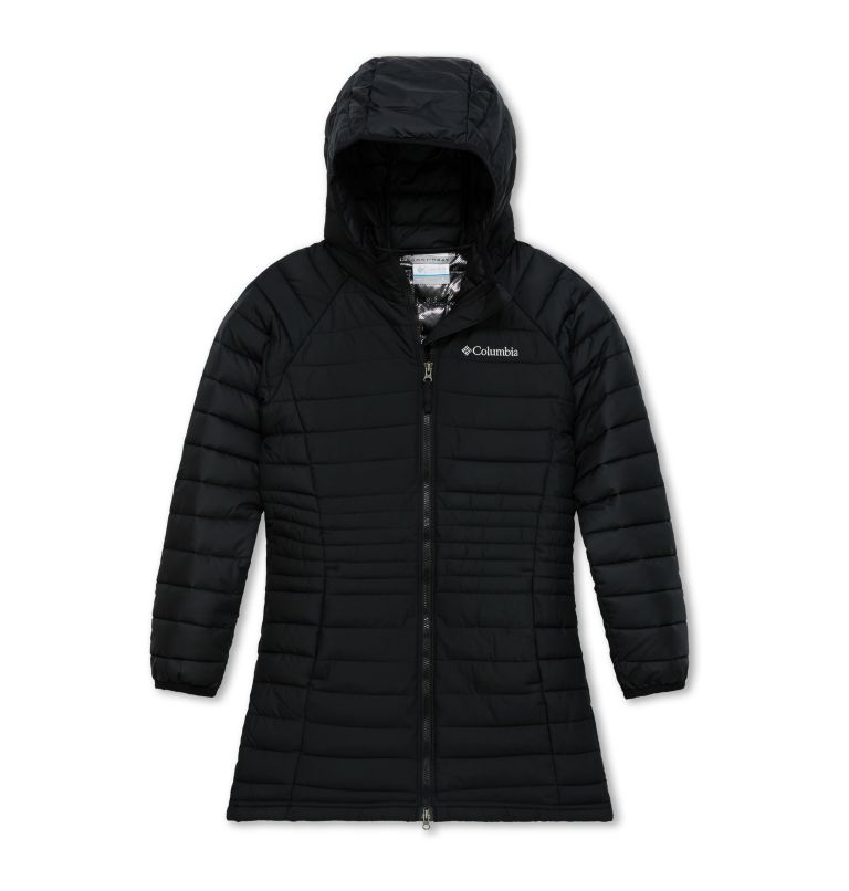 Powder Lite™ Girls Mid Jacket Powder Lite™ Girls Mid Jacket, front