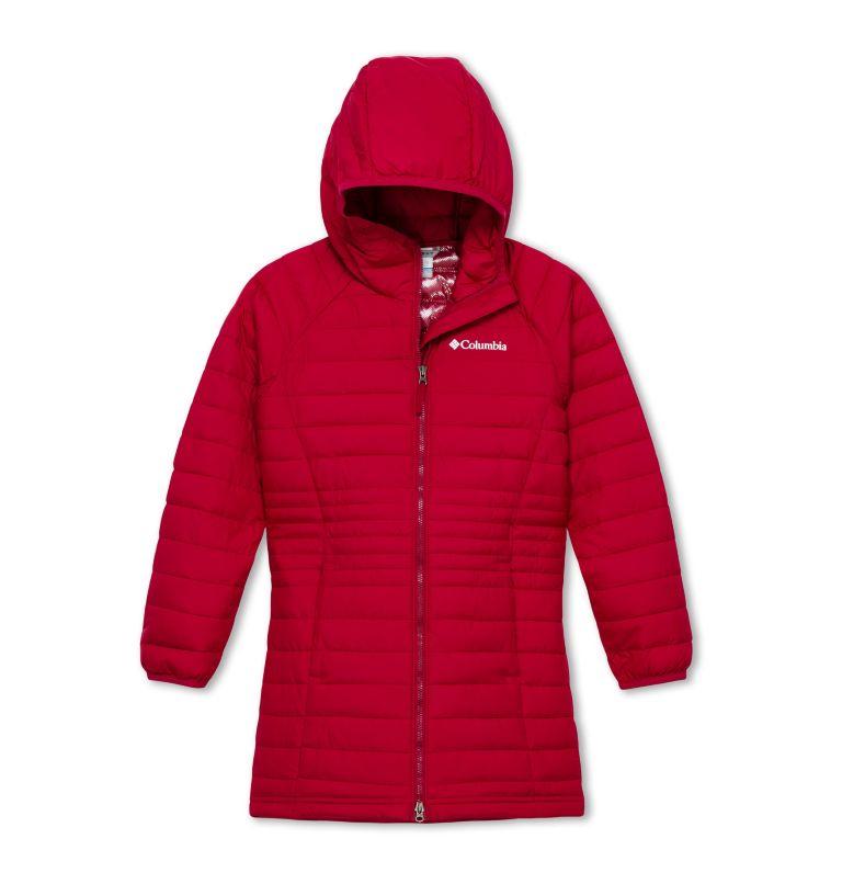 Powder Lite™ Girls Mid Jacket Powder Lite™ Girls Mid Jacket, front