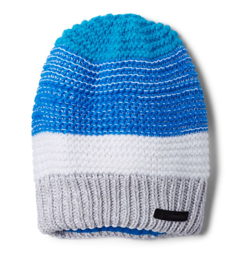 Gyroslope™ II Beanie | 439 | O/S Bonnet Gyroslope™ II Junior, Super Blue, Ocean Blue, front