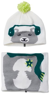 d72922f96552 Infant Snow More Beanie and Gaiter Set