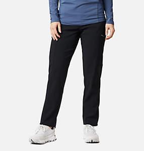 Pantalon d'hiver chaud taille haute Back Beauty™
