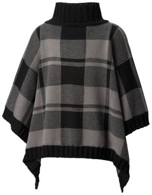 Poncho Be Cozy™ pour femme - Grande taille