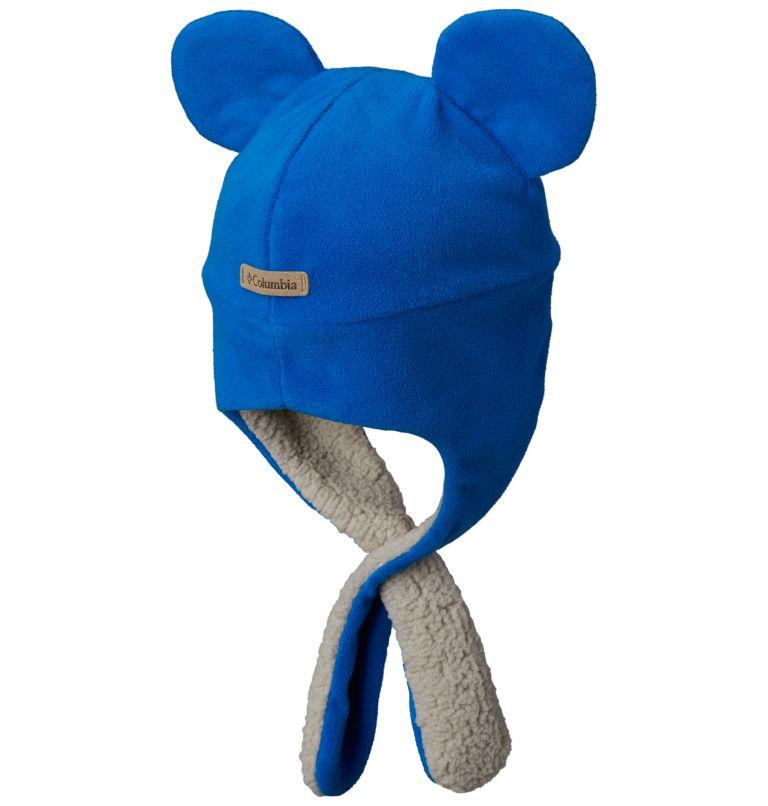Toddler Tiny Bear™ II Beanie | 438 | O/S Bonnet Tiny Bear™ II Enfant, Super Blue, back