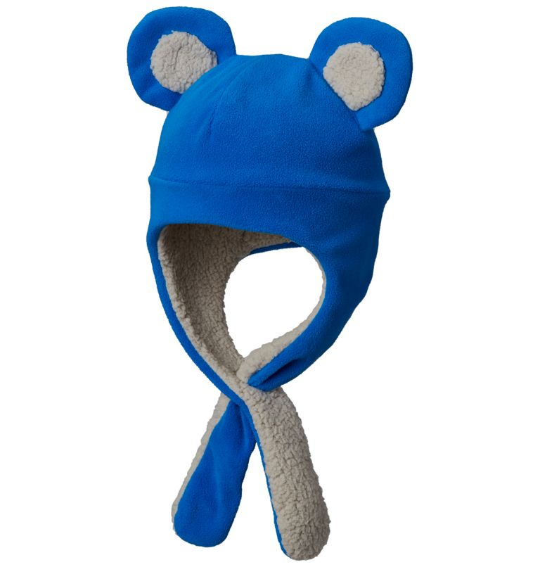 Toddler Tiny Bear™ II Beanie | 438 | O/S Toddlers' Tiny Bear™ II Beanie, Super Blue, front