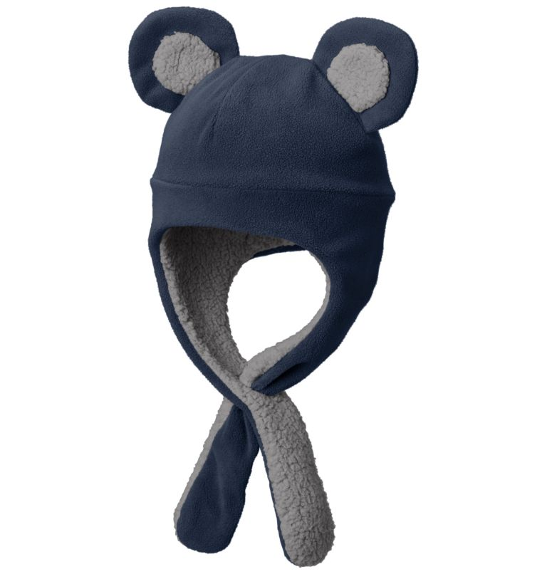 Toddler Tiny Bear™ II Beanie | 464 | O/S Toddlers' Tiny Bear™ II Beanie, Collegiate Navy, front