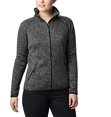 Women's Chillin™ Fleece Non Hooded Jacket , front