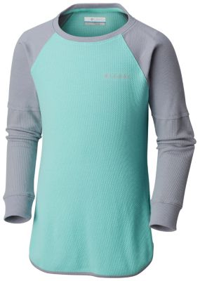 Girls' Trulli Trails™ Waffle Tunic at Columbia Sportswear in Economy, IN | Tuggl