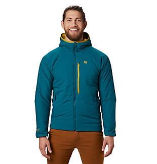 Manteau à capuchon Kor Strata™ pour homme