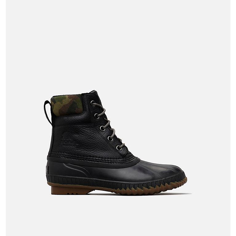 a0db5514e5102 Black, Alpine Tundra Men's Cheyanne™ II Premium Camo Boot, View 0