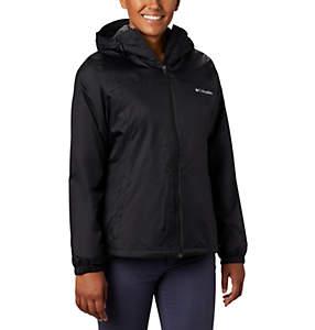 Manteau doublé de Sherpa Switchback™ pour femme
