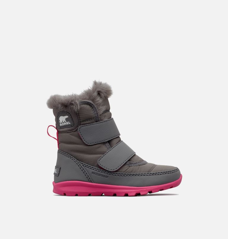Toddler Whitney™ Velcro Strap Boot Toddler Whitney™ Velcro Strap Boot, front