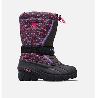 Big Kids' Flurry™ Print Boot