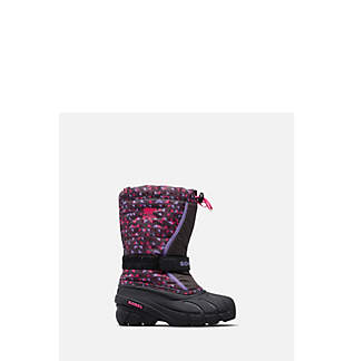 Youth Flurry™ Print Boot
