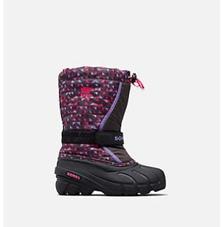 Little Kids' Flurry™ Print Boot
