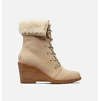Women's After Hours™ Lace Shearling Boot