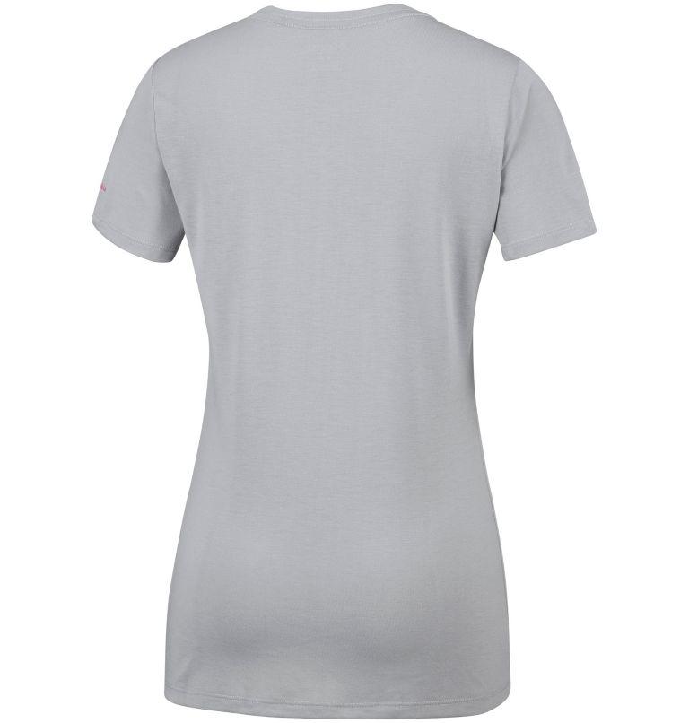 Outdoor Elements™ III Tee   039   XL T-Shirt Outdoor Elements™ III Femme, Columbia Grey, Keep it Wild, back