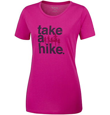 T-shirt Outdoor Elements™ III da donna , front