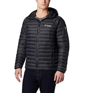 Men's Alpha Trail™ Down Hooded Jacket
