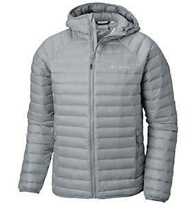 Men's Alpha Trail™ Down Hooded Jacket