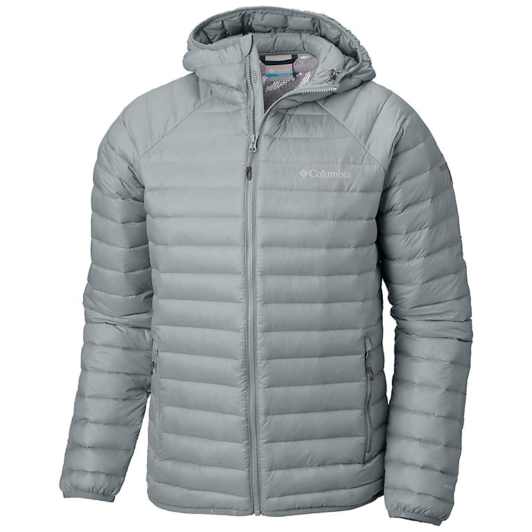 2ecfe5591bb6 Men s Alpha Trail Hooded Down Jacket