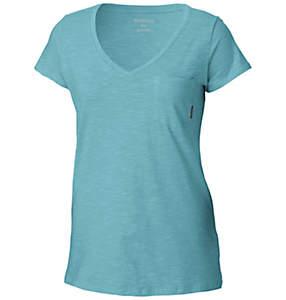 Women's Pedal Flats™ Pocket Short Sleeve Shirt