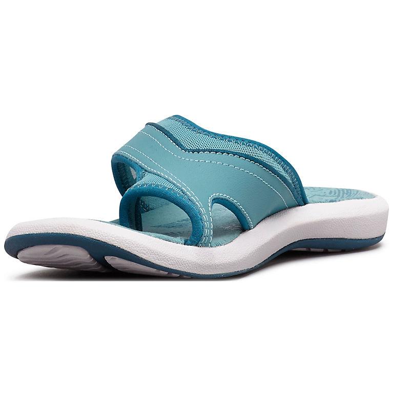 b9da940490b282 Teal, Silver Grey Women's Kea™ II Sandal, View 5