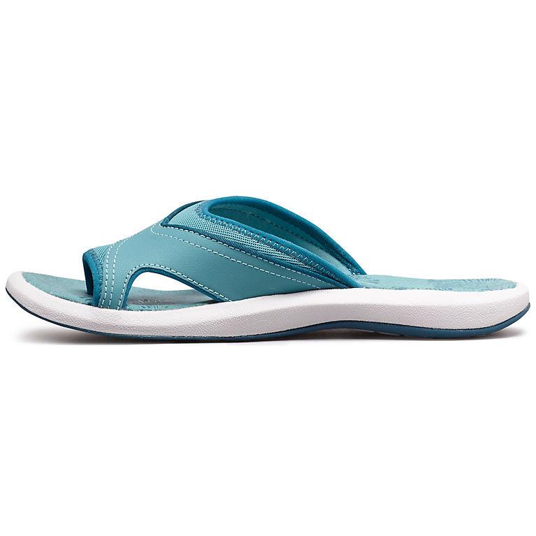 a93c6412b4cd93 Teal, Silver Grey Women's Kea™ II Sandal, View 4