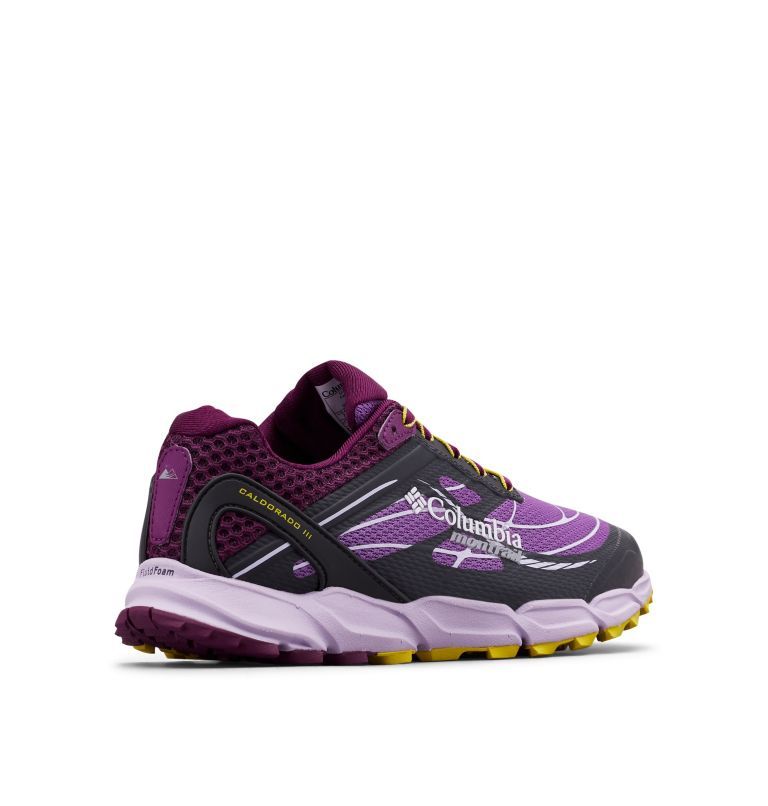 Women's Caldorado™ III Trail Shoe Women's Caldorado™ III Trail Shoe, 3/4 back