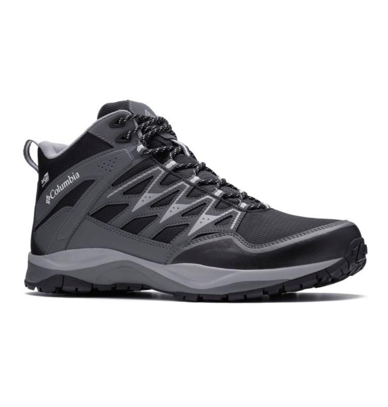WAYFINDER™ MID OUTDRY™ | 011 | 7 Chaussures Wayfinder™ Mid OutDry™ Homme, Black, White, 3/4 front