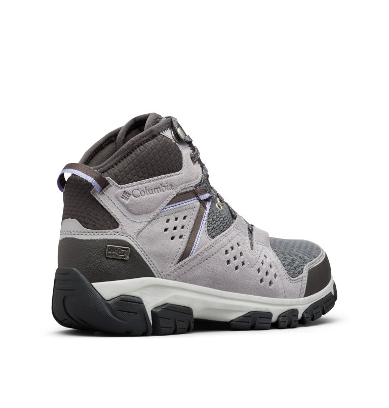 Chaussures Isoterra™ Mid OutDry™ Femme Chaussures Isoterra™ Mid OutDry™ Femme, 3/4 back