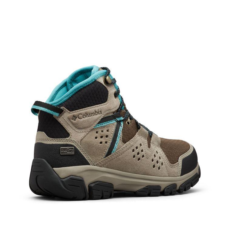 Isoterra™ mittelhoher OutDry™ Schuh für Damen Isoterra™ mittelhoher OutDry™ Schuh für Damen, 3/4 back