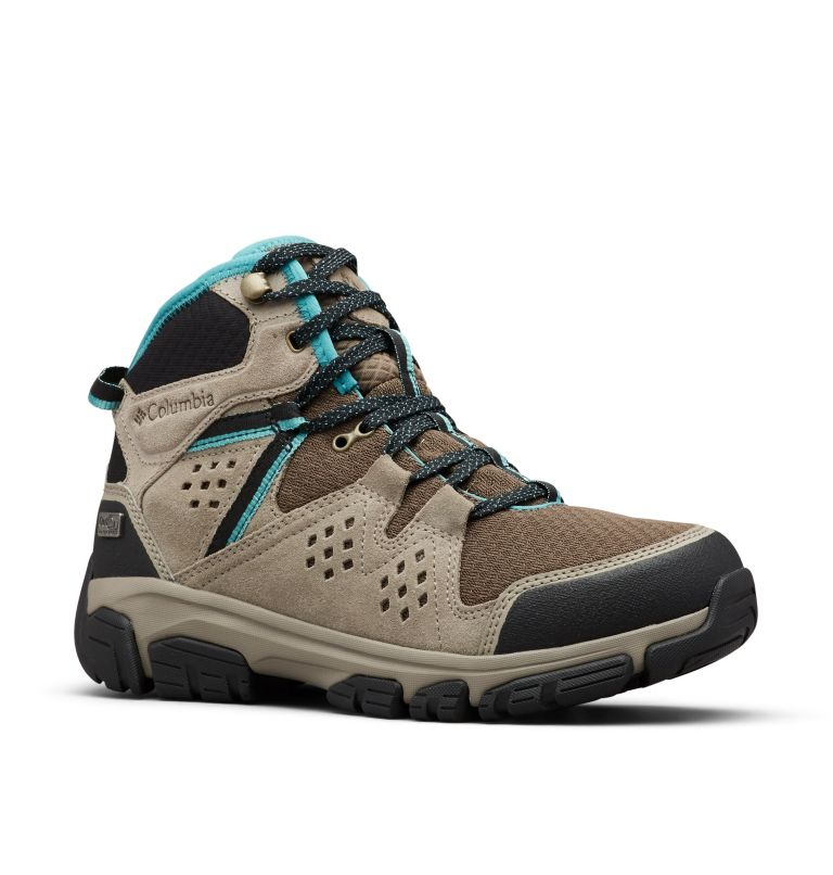 Chaussures Isoterra™ Mid OutDry™ Femme Chaussures Isoterra™ Mid OutDry™ Femme, 3/4 front