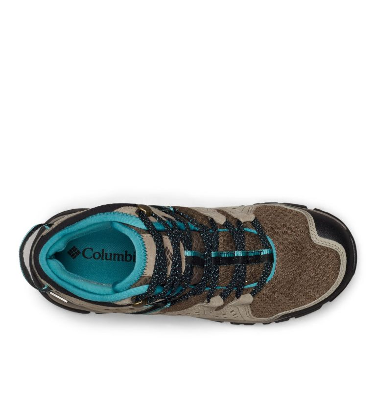 Women's Isoterra™ Mid OutDry™ Shoe Women's Isoterra™ Mid OutDry™ Shoe, top