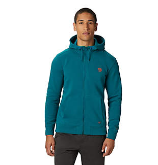 Men's Hardwear™ Logo Full Zip Hoody