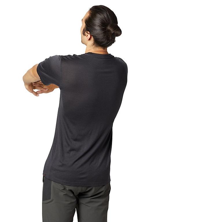 e88808e7 Men's Diamond Peak™ Short Sleeve T-Shirt | MountainHardwear.com