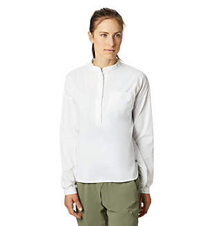 Women's Canyon Pro™ Popover Long Sleeve Shirt