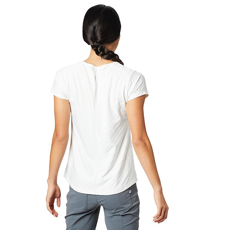 c46e2f9c8496 Women's Mighty Stripe™ Short Sleeve T-Shirt | MountainHardwear.com