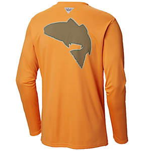 Men's PFG Fish Series™ II Terminal Tackle Long Sleeve Shirt