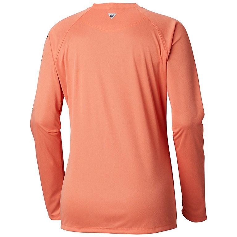 f8e9b8f027d Women s Tidal Tee Heather Long Sleeve Shirt