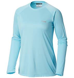 Women's Tidal Tee PFG Printed Fish Long Sleeve Shirt