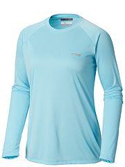 255c00f5968 Women s Tidal Tee PFG Printed Fish Long Sleeve Shirt