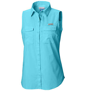 7ce94560 Women's PFG Bonehead™ Sleeveless Shirt - Plus Size