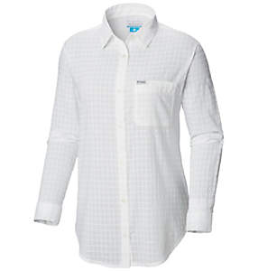 Women's PFG Sun Drifter™ II Long Sleeve Shirt - Plus Size