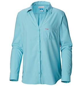 Women's PFG Armadale™ Long Sleeve Shirt - Plus Size