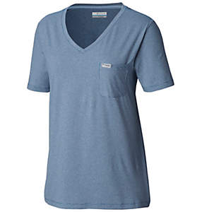 Women's PFG Reel Relaxed™ Pocket Tee - Plus Size