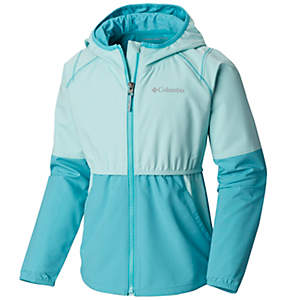 Girls' Toddler Hidden Canyon™ Softshell Jacket