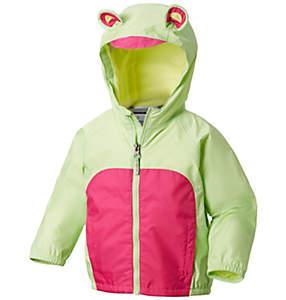 Toddler Kitteribbit™ Fleece Lined Rain