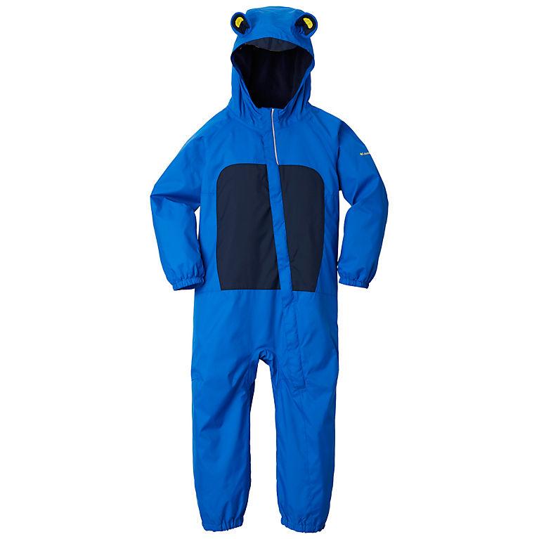 86845e73b Super Blue, Collegiate Navy Infant Kitteribbit™ Rain Suit, View 0